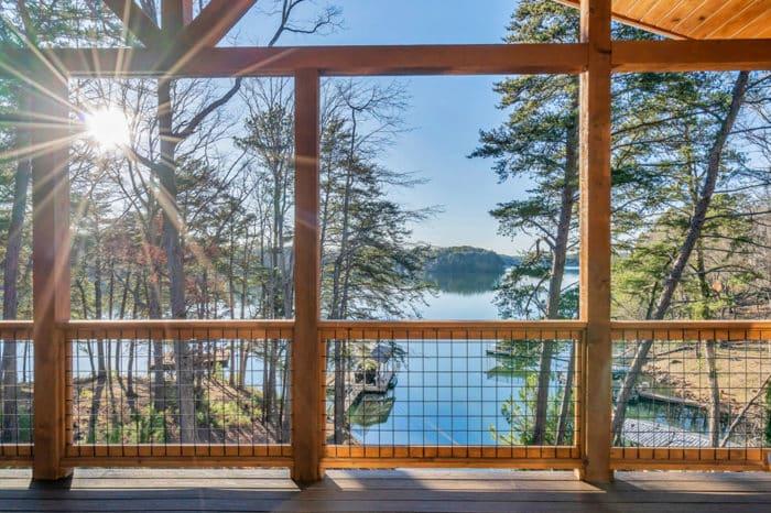 lake home architects