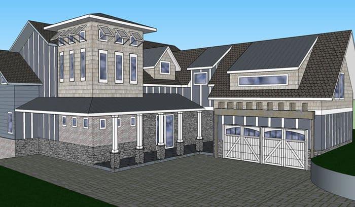 Residential Architectural Designer