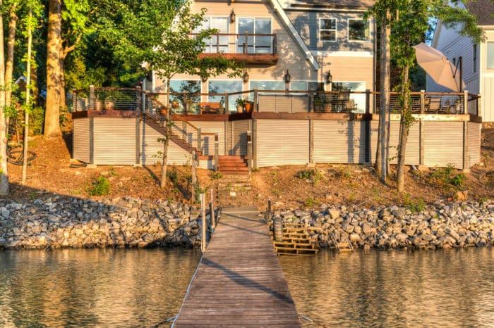 lake house architect