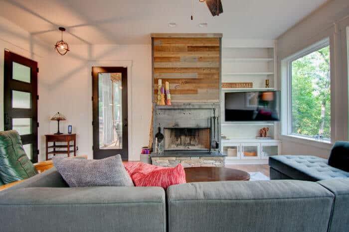 lake lanier custom home