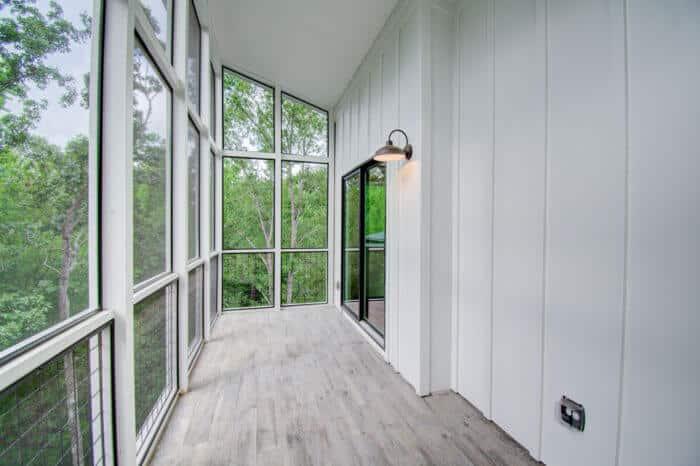 lake lanier deck architect